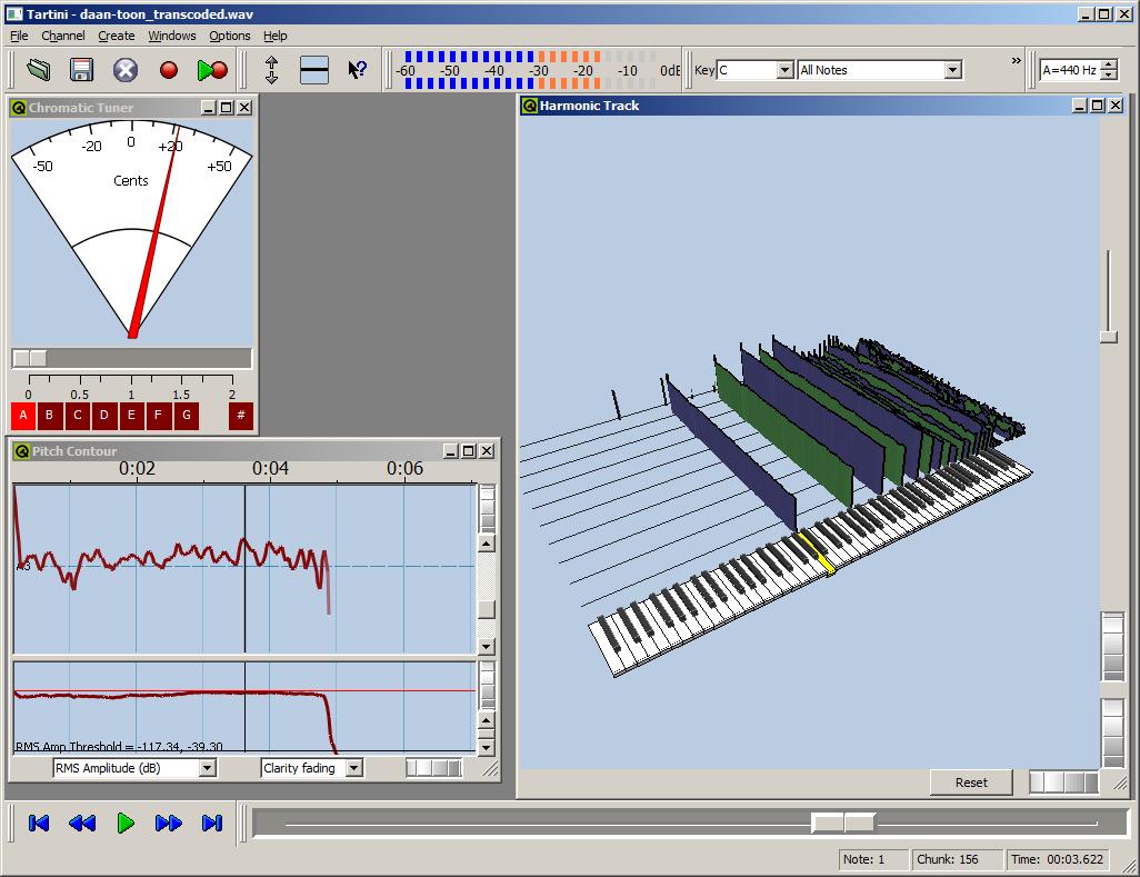 music analysis Rhythm analysis in music eecs 352: machine perception of music & audio zafar rafii, spring 2012 1.
