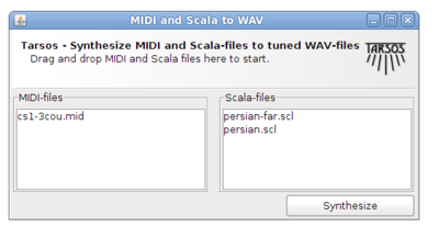 Drag and drop MIDI and scala files