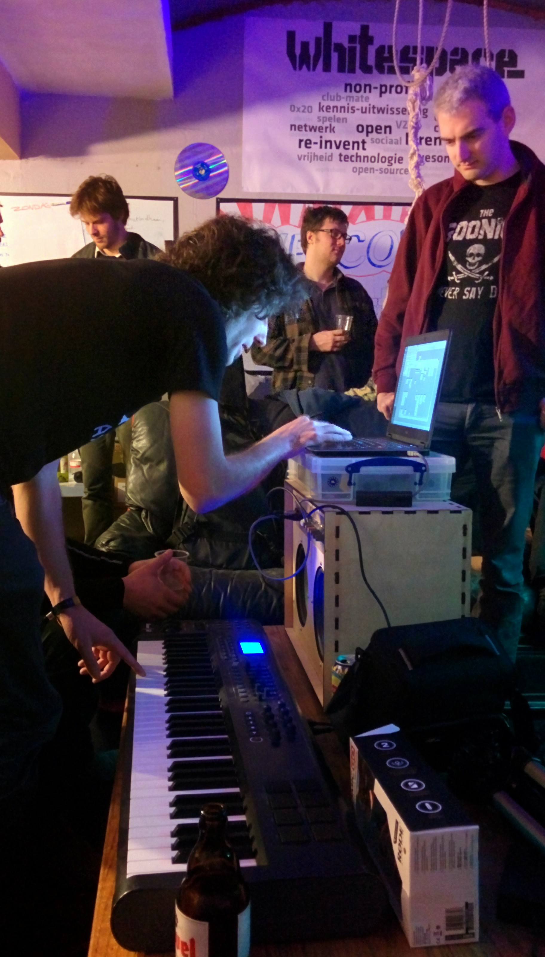Axoloti A Digital Audio Platform For Makers Patch Party